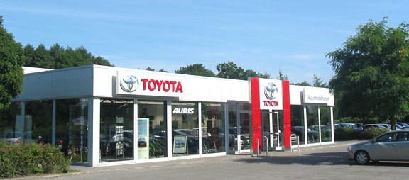 Toyota Automobilforum Uelzen AutohandelsGmbH